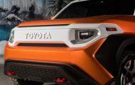 2018 Toyota FJ Cruiser