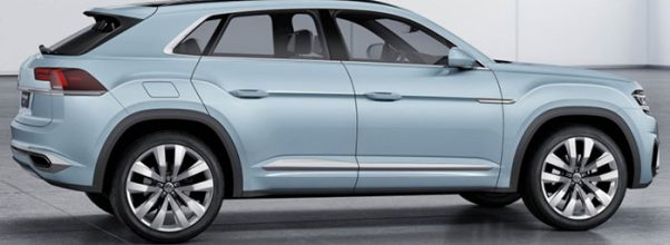2018 VW Tiguan Coupe R