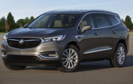 2020 Buick Enclave Redesign
