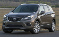2020 Buick Envision Redesign