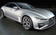 2020 Jaguar XJ Coupe Redesign