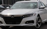 2020 Honda Accord Hybrid Redesign