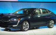 2020 Honda Clarity Electric Redesign