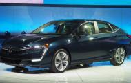 2020 Honda Clarity Plug-In Hybrid Redesign