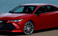 2020 Toyota Avalon Hybrid Redesign