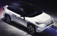 2020 Toyota RAV4 Hybrid Redesign