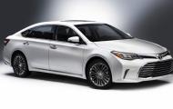 2020 Toyota Avalon Redesign